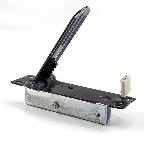 Amazon.com: Metal Efecto salón – Patinete eléctrico (Foot ...