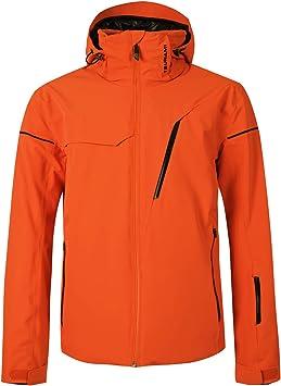 Acheter Vêtements de ski homme de couleur orange en Ligne