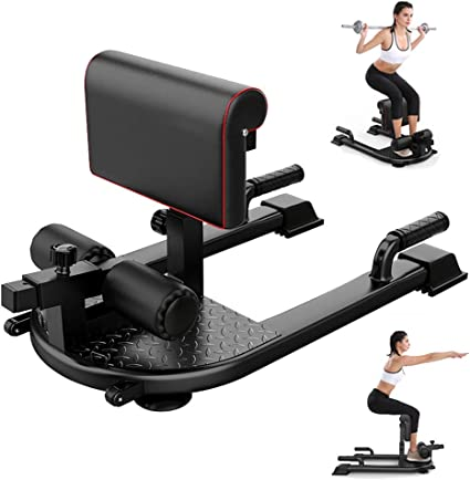 8-in-1 Multifunctional Machine Deep Squat Home Gym Fitness Exercise Workout