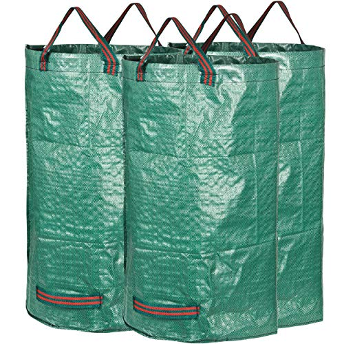 Cart H30 (GardenMate 3-Pack 32 Gallons Garden Waste Bags (H30, D18 inches))