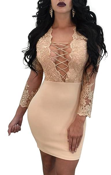 Fancyinn Mujer Vestidos Vestido De Fiesta Vestidos Cocktail Falda Gold S