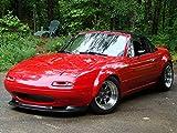 Mazda Miata NA MX5 GV Style Urethane Front Bumper