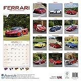 Ferrari Calendar- Calendars 2018 - 2019 Wall