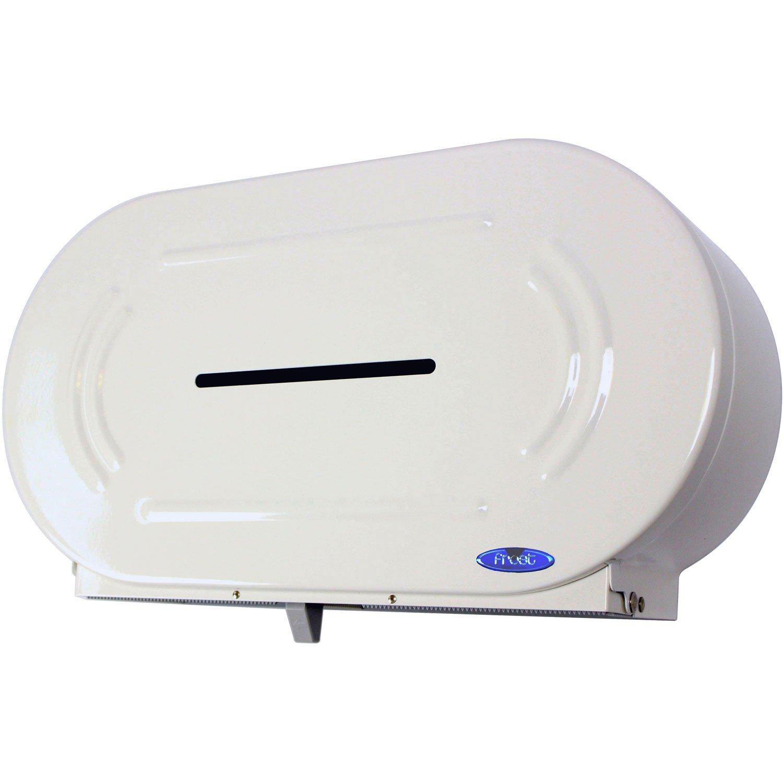 Frost 170 Toilet Paper Dispenser, White