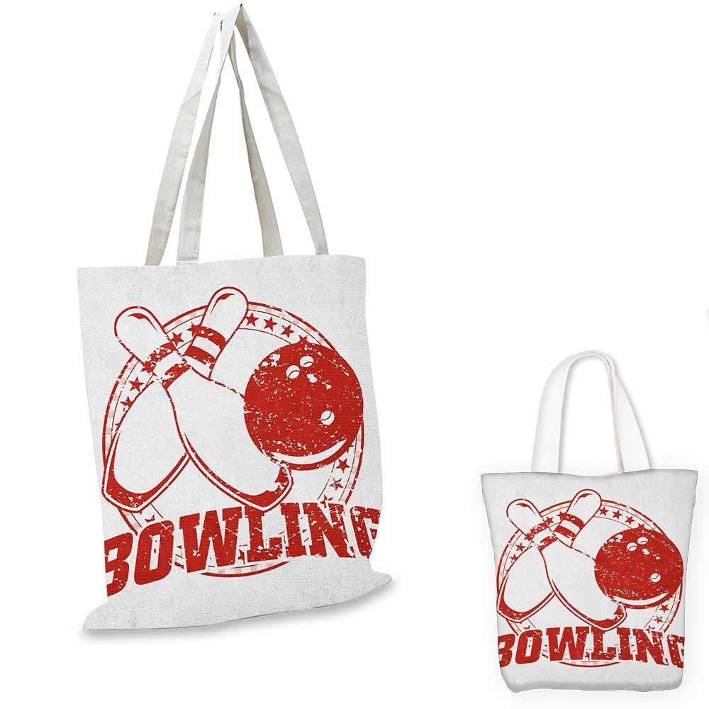 【正規通販】 ボーリングパーティーボーリング ストライクイメージ レッドボールとクラシカルピン ビビッドコンポジション B07KBXPWN2 レッドアクアブルー 14