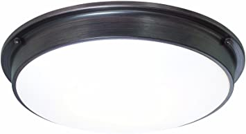 Sylvania 75252 LED Indoor Ceiling Mounted Fixture - Flush Mount ...