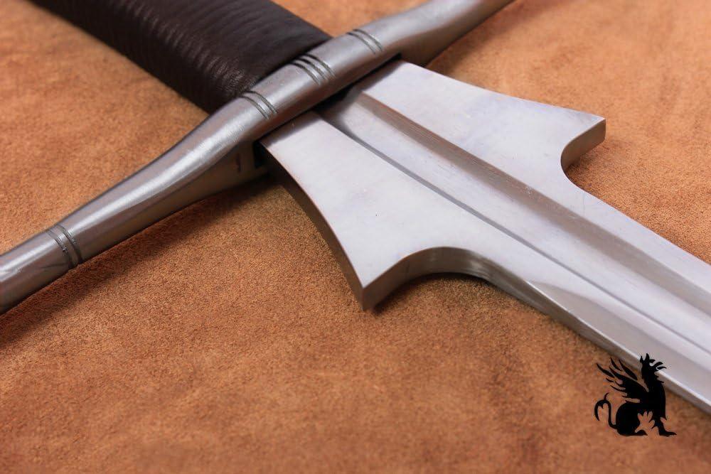 Amazon.com: HEMA federschwert práctica espada medieval ...