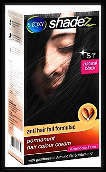 Buy Siloxy Shadez S1 Natural Black Hair Color Online At Low Prices In India Amazon In