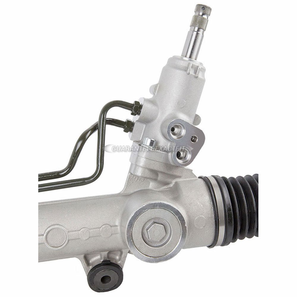 BuyAutoParts 80-01323AN New New Power Steering Rack /& Pinion For Mercedes ML320 ML350 ML500 ML550 ML63 GL320 GL350 GL450 GL550 R320 R350 R500 R63