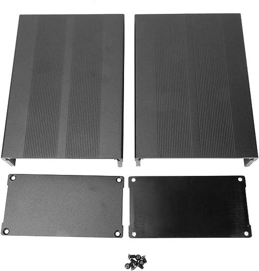 Caja de Caja de Aluminio para proyectos, Caja de Caja de Aluminio ...