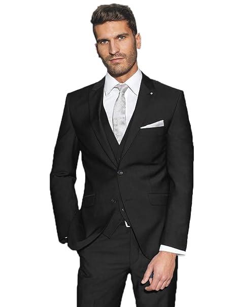 Amazon.com: Lilis - Conjunto de chalecos para hombre, traje ...