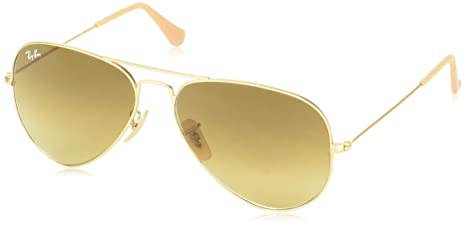 aeb35ff671 Image Unavailable. Image not available for. Colour: Ray-Ban Men's Aviator  RB3025-112/85-58 ...