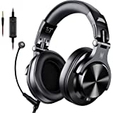 Oneodio Gaming Headset Studio DJ Headphones Stereo Over Ear Wired Headphone With Microphone For PC PS4 Xbox One Gamer…