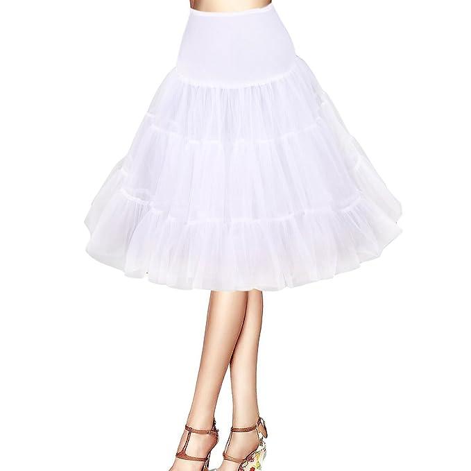 Enagua Petticoat para Noche – Vestido de novia vestido de fiesta blanco
