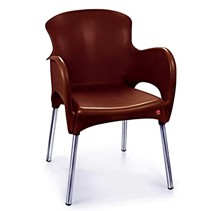 Cello Xylo Chair (Brown)  Set Of 4 Chairs