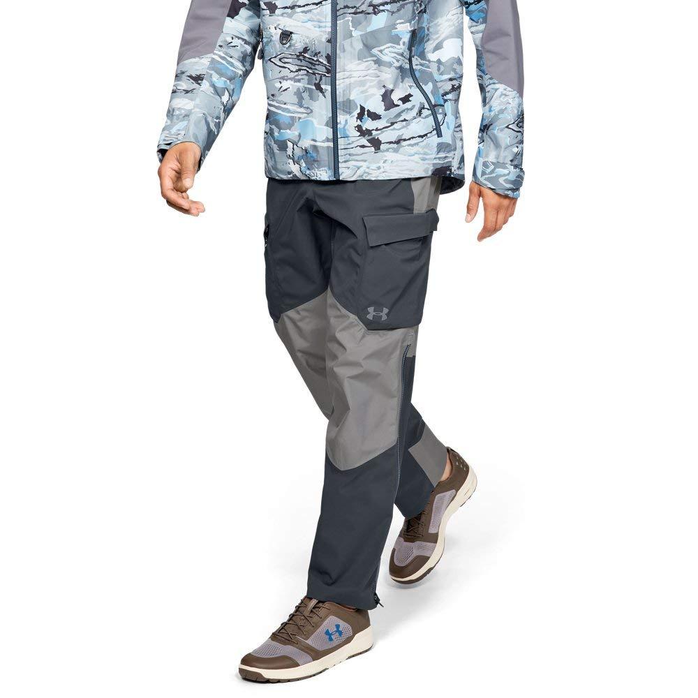 Under Armour UA Gore-TEX Shoreman Pants SM Stealth Gray