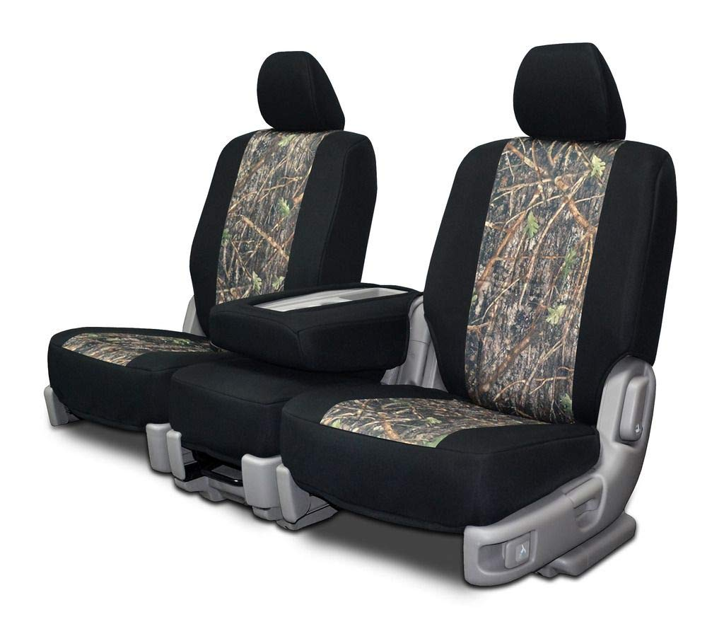 Jeep Renegade Seat Covers >> Custom Fit Seat Covers For Jeep Renegade Front Low Back Seats Orange Neo Camo Fabric