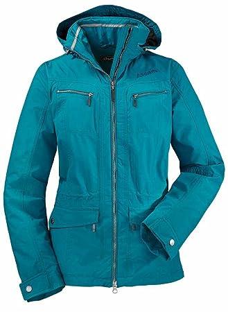 official site reasonable price get online Schöffel Jacke Damen Luanda. Wind- und wasserdicht. Atmungsaktiv