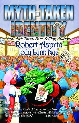 book cover of Myth-Taken Identity