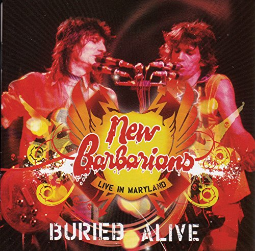 Buried Alive: Live In Maryland by Wooden