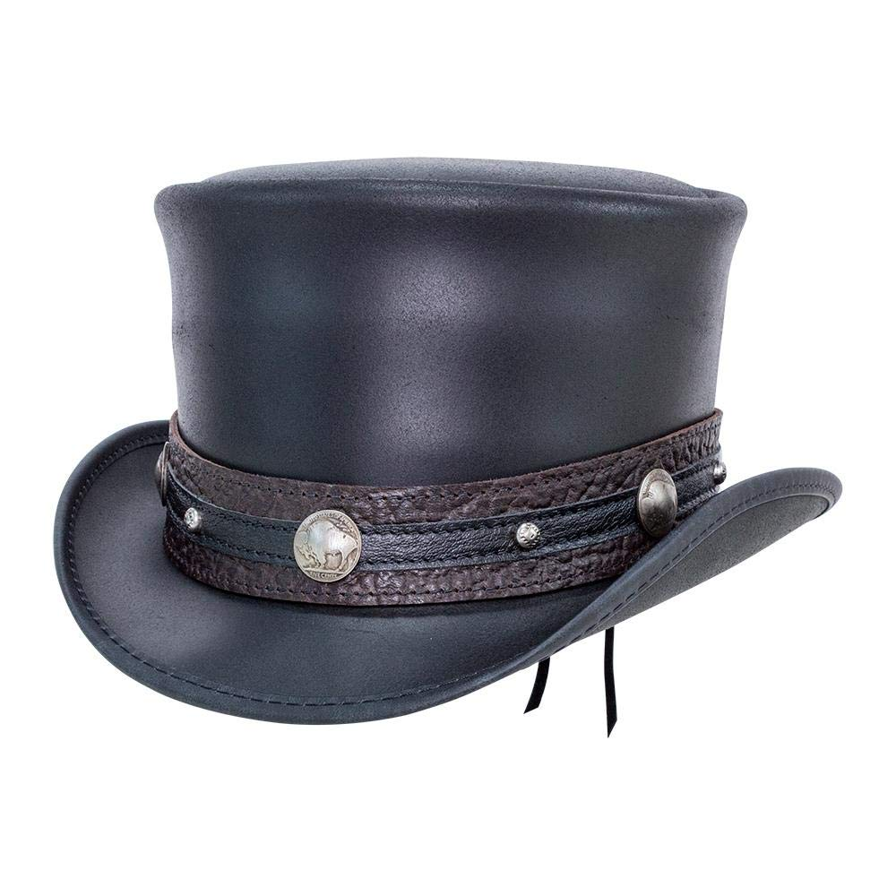 f93039df1d0 Voodoo Hatter El Dorado-Spearfish Band by American Hat Makers