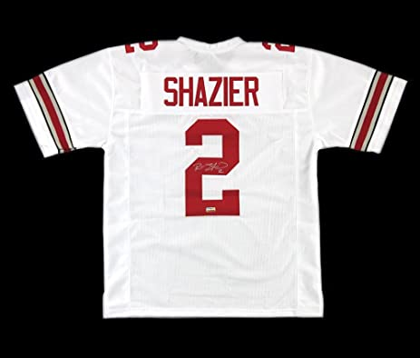 ryan shazier autographed jersey