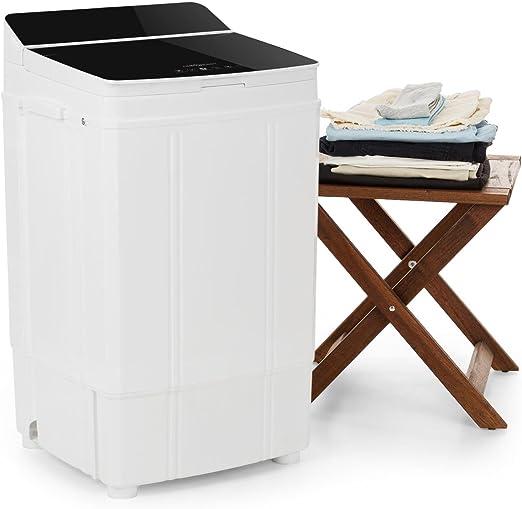 oneConcept ecowash Deluxe 7 & # x2022; camping lavadora & # x2022 ...