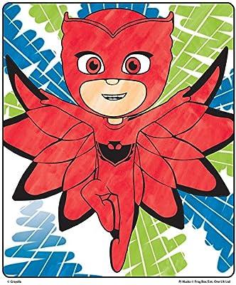 Samatli 12817 Crayola Color Wonder Lekesiz Boyama Pijamaskeliler 1
