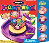 : RoseArt Pottery Wheel with Clay, Tools and Paint, Packaging May Vary