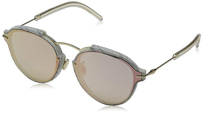 Dior DIOR0211S 0T 6LB Gafas de Sol, Gris (Ruthenium/Grey ...