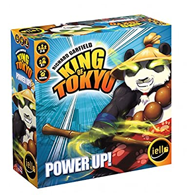 King of Tokyo: Power Up (New Edition): Toys & Games