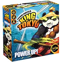 Iello King of Tokyo Power Up 2017 Edition