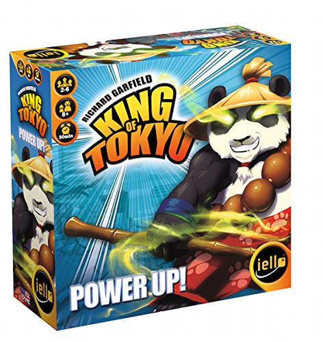King of Tokyo: Power Up (New ()