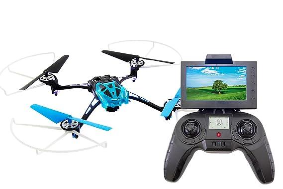 Teledirigido RC Quadcopter XciteRC - Rocket 250 3D FPV: Amazon.es ...