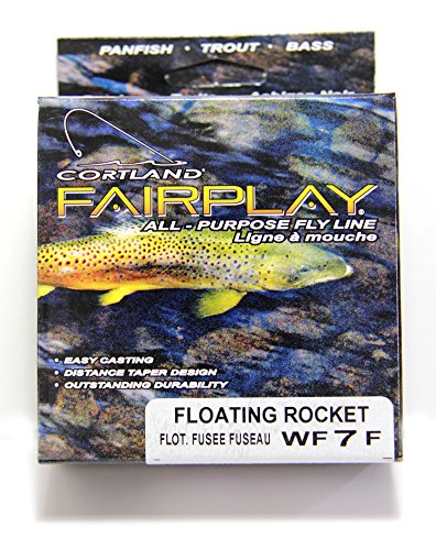 Cortland Saltwater - Cortland 326071 Fairplay Fly Line