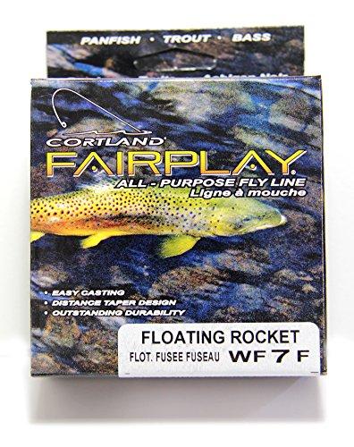 (Cortland 326071 Fairplay Fly Line)