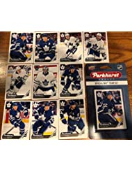 530d2889f Toronto Maple Leafs 2018-19 Upper Deck PARKHURST NHL Hockey factory sealed  10 card licensed team set including Auston Matthews