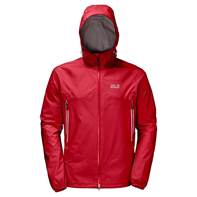 Amazon.com: Jack Wolfskin Mountain Pass - Chaqueta para ...