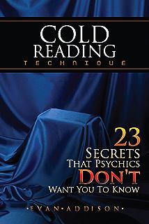 Cold reading techniques seduction