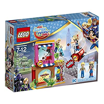 LEGO DC Super Hero Girls 41231 Harley Quinn to the rescue