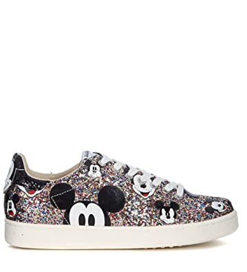 Free Shipping Pay With Paypal MOA MASTER OF ARTS MoA Mickey Mouse multicolor glitter sneakers women's Shoes (Trainers) in Popular Sale Online 7uE5D