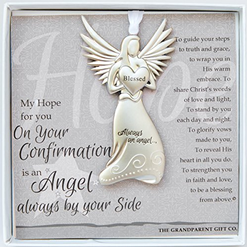 - The Grandparent Gift Co. Boxed Angel with Sentiment: Confirmation Gift