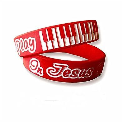 Lifashion Lf 2 Pack Religiöse Christus In Jesus Name I Play
