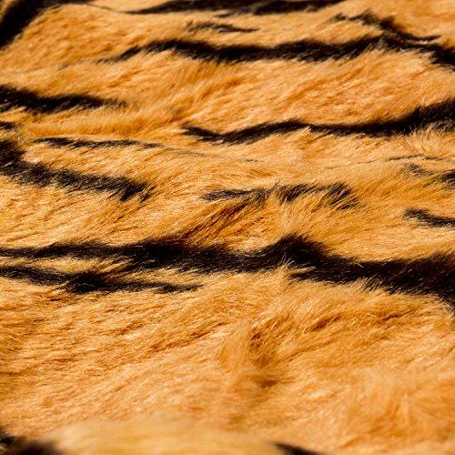 BRUBAKER-Huge-Brown-Tiger-Rug-72x42-Inch
