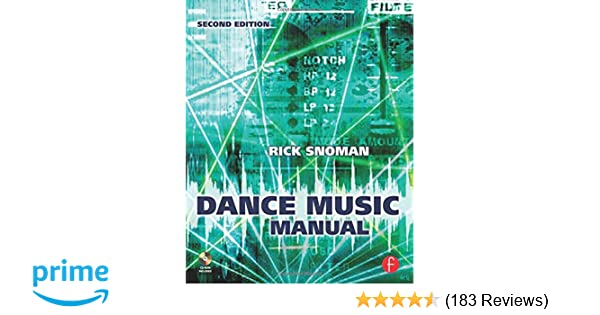 dance music manual second edition tools toys and techniques rh amazon com dance music manual 3rd edition pdf dance music manual pdf