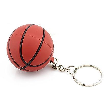 Cartoon Llavero baloncesto forma USB Flash Disk USB unidad ...