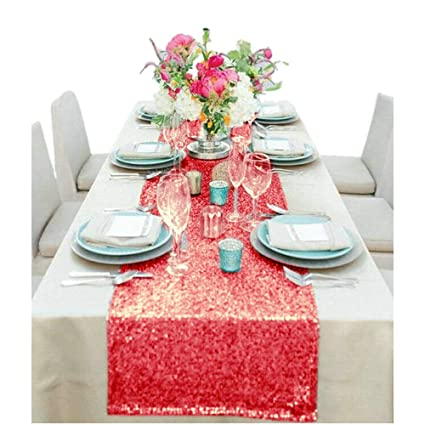 Charmant Image Unavailable. Image Not Available For. Color: Red Table Runners ...