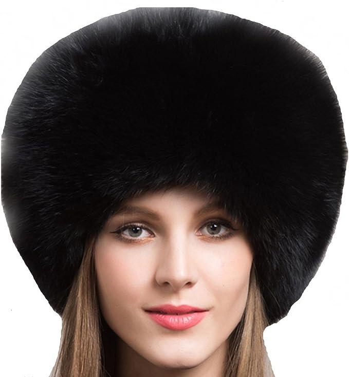 Russian Fur Hats for Women
