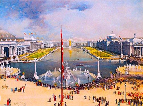 MAGNET Chicago Illinois 1893 World