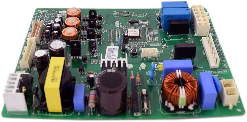 Lg EBR67348018 Refrigerator Electronic Control Board Genuine Original Equipment Manufacturer (OEM) Part